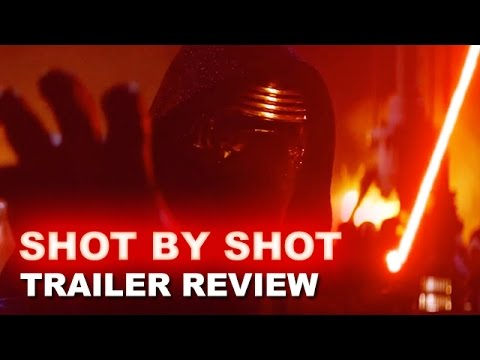 Star Wars Episode 7 The Force Awakens Trailer 2 Review - Shot by Shot Reaction - Beyond The Trailer
