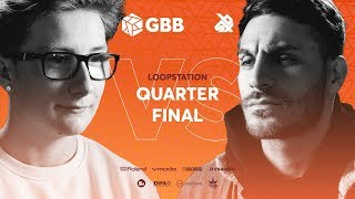 RYTHMIND vs BALANCE | Grand Beatbox Battle 2019 | LOOPSTATION 1/4 Final