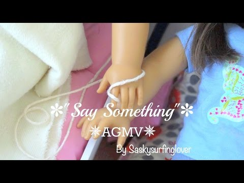 AGSMAGMV  Say Something