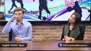 Sağlık Kültür ve Spor - Sosyal Sorumluluk Projeleri ve Vodafone 39. İstanbul Maratonu
