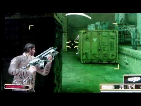 Czech GamePlay | Resistance Retribution | PSP | CZ/HD