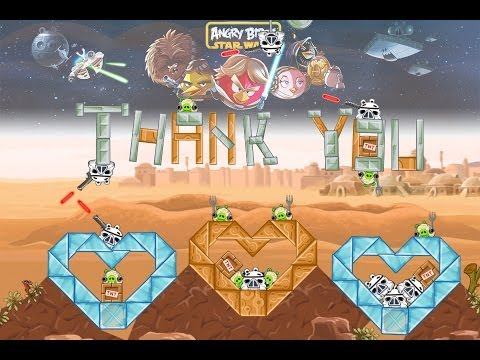 Angry Birds Star Wars Tournament Week 63 Level 5 | Feb 24th 2014 | Facebook