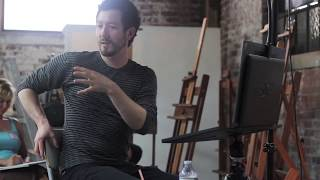 Casey Baugh Workshop Video 2