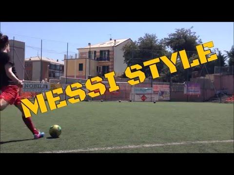 Freekicksitalian Tutorial come tirare le punizioni alla Messi