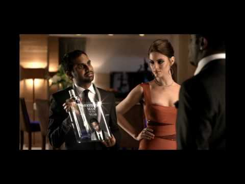 CIROC VODKA: Smooth Off- Diddy & Aziz Ansari Video