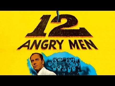 12 Angry Men -- Film Review #JPMN