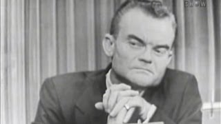 What's My Line? - Spike Jones; Steve Allen [panel] (Jul 4, 1954)