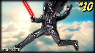 Star Wars Battlefront 2 - Funny Moments #10 (Darth Vader Fails!)