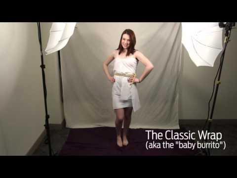 5 Ways To Wear A Toga