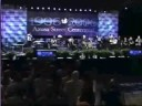 Benny Hinn sings in Los Angeles
