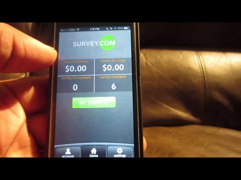 Survey App- Make Money Online (Survey Software App), Paid Surveys