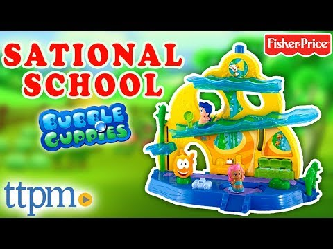 Bubble Guppies Swim-sational School from Fisher-Price