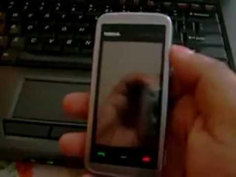 Nokia 5530 Con FirmWare del Nokia N97 mini