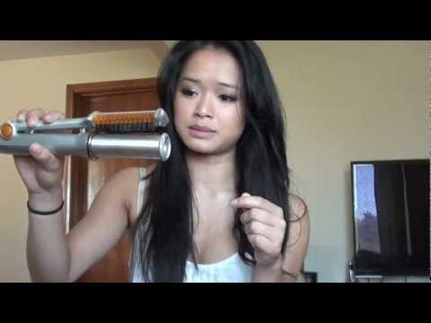 Hair Tutorial: Instyler Beachy Waves Tutorial
