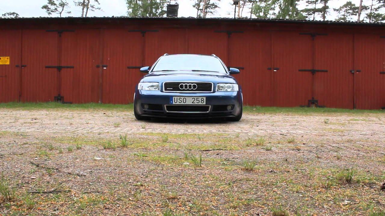 Audi A4 B6 Stance Youtube