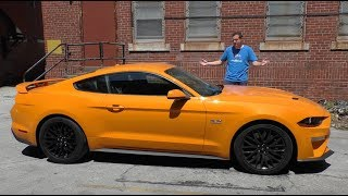 Here's Why the 2018 Ford Mustang GT Now Costs Over $50,000