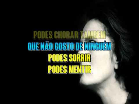 Amalia Rodrigues   Nem Às Paredes Confesso