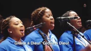 Nuit de Shekinah: Vin Naje nan 40 lan - Pastor Gregory Toussaint - TG