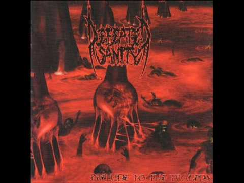 Defeated Sanity - Apocalypse Of Filth - Collapsing Human Failures