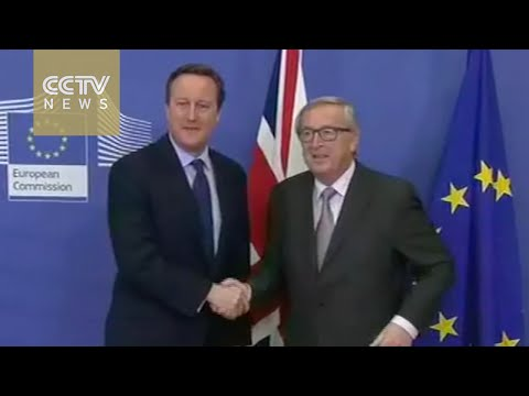 EU Commission president: Reform for UK fair