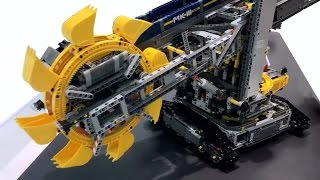 NEW! LEGO Technic Bucket Wheel Excavator 42055