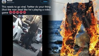 NYPD Police Shooting - Liar Liar Pants on Fire