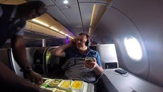 Amazing JetBlue Mint Experience: Fort Lauderdale - Los Angeles
