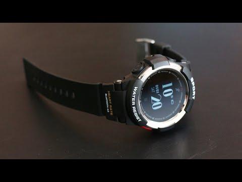 No.1 F6 Smartwatch (Akıllı Saat) İncelemesi
