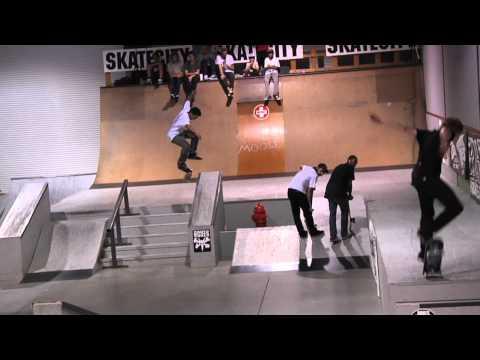 Hometown Heroes Skate: Las Vegas 2011