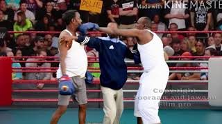 SOORAAN AND JAWAAN  BOXING MATCH FUNNY OFFICIAL VIDEO