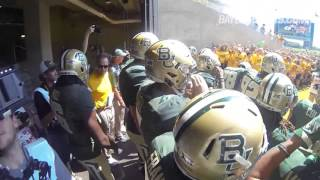 All Access: Baylor Football Entrance 2015
