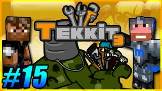 Tekkit Pt.15 |I Like Gold LLC.| MFSU know your output