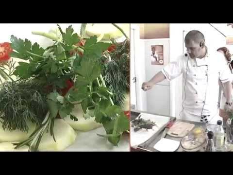 Серж Маркович - Треска   рецепт