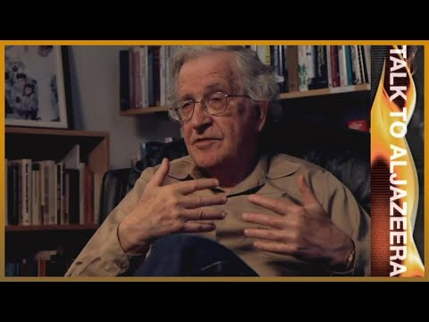 Noam Chomsky: The responsibility of privilege | Talk To Al Jazeera