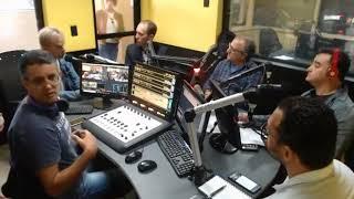 Melhor prefeito do Brasil - Sergio Meneguelli - Colatina - na Rádio Ipanema - Sorocaba