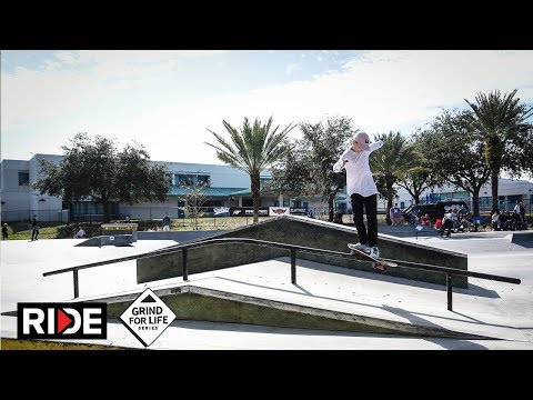 Grind for Life Series at St Pete, Florida Presented by Marinela