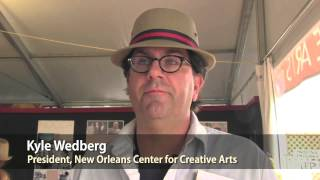 Video NOCCA showcases past and present