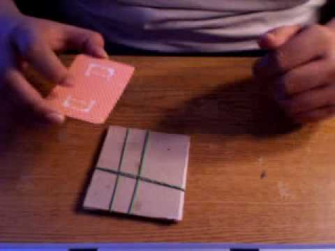 Card Magic: Translusion Illusion REVEALED