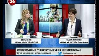 İş ve Yaşam | Yazar Gülüş Türkmen