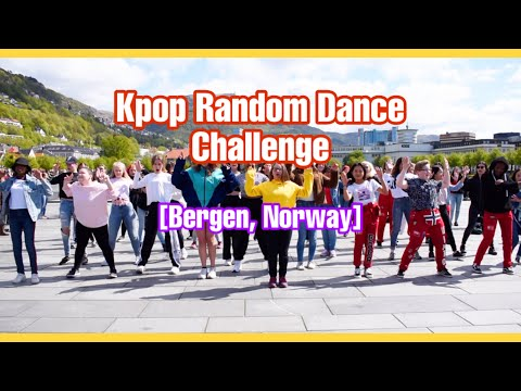 [K-POP IN PUBLIC] Random Dance Play 2019 Part 2 | BERGEN, NORWAY