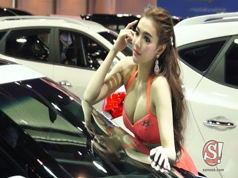 ทีเด็ด พริตตี้ Motor Expo 2013 [HD]