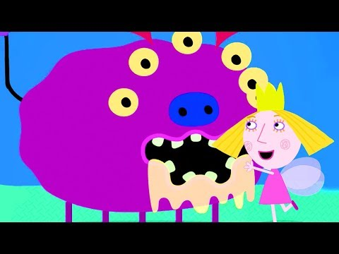 Ben and Holly's Little Kingdom Full Episode 🌟50th Anniversary of Moon Walk Special