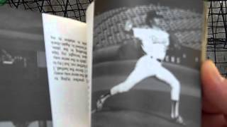 A Flip Book of Don Sutton's Curveball