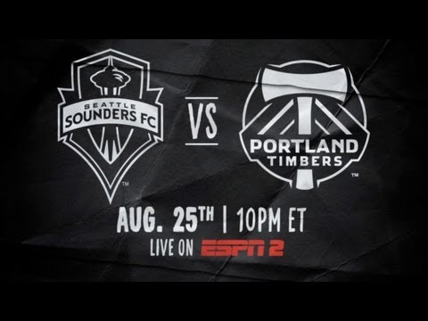 Sunday, August 25TH at 10:00pm ET Cascadia Cup Showdown between the Seattle Sounders and the Portland Timbers, Catch this rivalry on ESPN2; August 25th at 10...