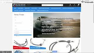Jarilo Design Car Parts Finder