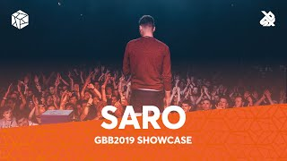 SARO | Grand Beatbox Battle Showcase 2019