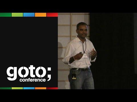 """GOTO GeekNight: Pramod Sadalage: """"NoSQL Distilled"""""""