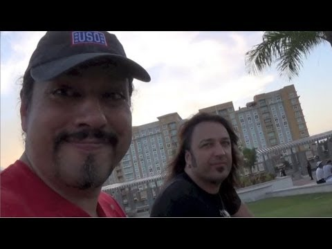 A Day In Puerto Rico With Michael Sweet & Oz Fox