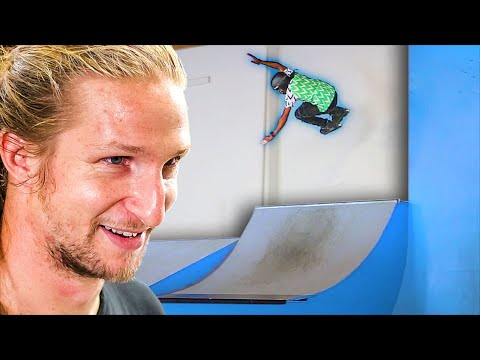 THE BEST PRO ROLLERBLADER IN THE WORLD?!