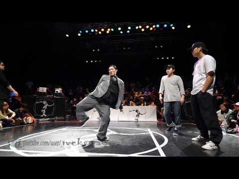 Mavericks vs Jenes & Yuta BEST4 POP JUSTE DEBOUT 2018 JAPAN thumbnail